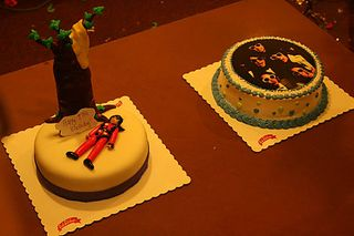 Jun's Natsuniji and arashi's cakes
